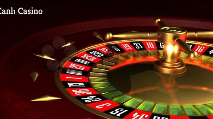 Canlı Casino